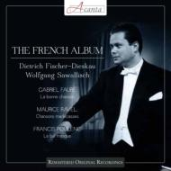 The French Album -Faure, Ravel, Poulenc : F-Dieskau(Br)Sawallisch(P)Members of Berlin Philharmonic