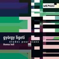 ピアノのためのエチュード全曲 トーマス・ヘル