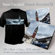 Genesis Revisited II (+t-shirt)(+lithograph)