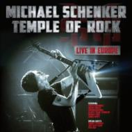 Temple Of Rock -Live In Europe
