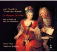 Sonates Pour Le Dessus De Viole Book, 1, : S.eckert / Hamburger Ratsmusik +heudelinne