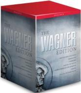 ワーグナー・エディション〜7つのオペラ全曲〜『指環』、『オランダ人』、『マイスタージンガー』、『トリスタン』、他(25DVD)