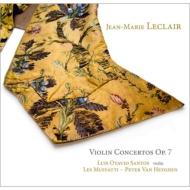 ヴァイオリン協奏曲集 作品7より ルイス・オタヴィオ・サントス、レ・ムファッティ