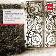 ピアノ協奏曲第20番、第23番 アニー・フィッシャー、ボールト&フィルハーモニア管弦楽団