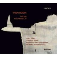 メタル・コントラバス・クラリネットとアンサンブルのための『アート・オブ・メタル』、『火山』 ビヤール、マルッキ&アンサンブル・アンテルコンタンポラン