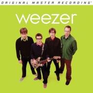 Weezer Green Album (高音質盤/180グラム重量盤レコード/Mobile Fidelity)