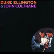 Ellington & Coltrane (180グラム重量盤レコード/waxtime)