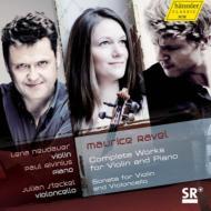 ヴァイオリンとピアノのための作品全集 ノイダウアー、シュテッケル、P.リヴィニウス