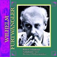 シューマン:交響曲第4番(1953)、『マンフレッド』序曲(1949)、ヴェーバー:『オイリアンテ』序曲(1954)、他 フルトヴェングラー&ベルリン・フィル