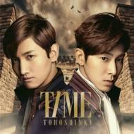 TIME 【ジャケットA】(CD+DVD)