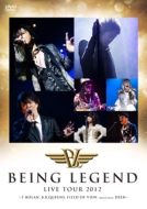 BEING LEGEND Live Tour 2012 -T-BOLAN,B.B.QUEENS,FIELD OF VIEW Special Guest DEEN-