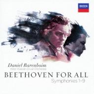 Comp.symphonies: Barenboim / West-eastern Divan O W.meier Seiffert
