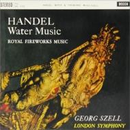 水上の音楽、王宮の花火の音楽、他:ジョージ・セル指揮&ロンドン交響楽団 (180グラム重量盤レコード/Speakers Corner)