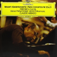 ピアノ協奏曲 第20番、第21盤:グルダ(ピアノ)、クラウディオ・アバド指揮&ウィーン・フィルハーモニー管弦楽団 (180グラム重量盤レコード/Speakers Corner)