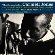 Remarkable Carmell Jones / Business Meetin'