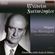『ラインの黄金』全曲 フルトヴェングラー&スカラ座、フランツ、ヘンゲン、他(1950 モノラル)(2CD)