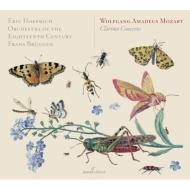 クラリネット協奏曲、『皇帝ティートの慈悲』より、フリーメイソンのための葬送音楽 ホープリッチ、ディドナート、ブリュッヘン&18世紀オーケストラ
