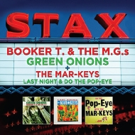 Green Onions & Last Night & Do Pop