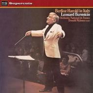 イタリアのハロルド:ドナルド・マッキネス(ヴィオラ)、レナード・バーンスタイン指揮&フランス国立管弦楽団 (180グラム重量盤レコード/Hi-Q Records Supercuts)