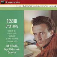 序曲集 コリン・デイヴィス&ロイヤル・フィル (180グラム重量盤レコード/Hi-Q Records Supercuts)