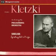 交響曲第2番:パウル・クレツキ指揮&フィルハーモニア管弦楽団 (180グラム重量盤レコード/Hi-Q Records Supercuts)