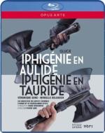 『オーリードのイフィジェニー』全曲、『トーリードのイフィジェニー』全曲 オーディ演出、ミンコフスキ&ルーヴル宮音楽隊、他(2011 ステレオ)