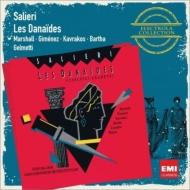 歌劇『ダナオスの娘たち』全曲 ジェルメッティ&シュトゥットガルト放送響、マーシャル、ヒメネス、他(1990 ステレオ)(2CD)