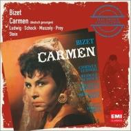 『カルメン』全曲 ルートヴィヒ、ショック、プライ、シュタイン&ベルリン交響楽団(1961 ステレオ)(2CD)