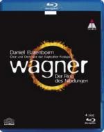 『ニーベルングの指環』全曲 クプファー演出、バレンボイム&バイロイト(1991、92 ステレオ)(4BD)