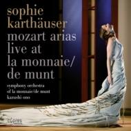 Opera Arias, Concert Arias: Karthauser(S)大野和士 / Monnaie So