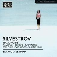 Piano Works: Blumina