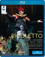 『リゴレット』全曲 ヴィジオーリ演出、ザネッティ&パルマ・レッジョ劇場、ヌッチ、マチャイゼ、デムーロ、他(2008 ステレオ)(日本語字幕付)