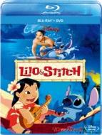 リロ&スティッチブルーレイ+DVDセット