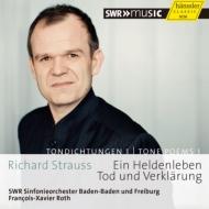 英雄の生涯、死と浄化 フランソワ=グザヴィエ・ロト&南西ドイツ放送交響楽団