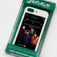 ゴールデンボンバー iPhone5ケース CDシングルコレクション「dance My Generation」