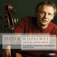 Lalo Cello Concerto, Saint-Saens Cello Concerto No.2, Berlioz : Wispelwey(Vc)Seikyo Kim / Flanders Symphony Orchestra