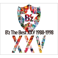 B'z The Best XXV 1988-1998 (2CD+特典DVD)【初回限定盤】