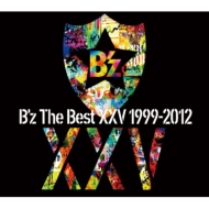 B'z The Best XXV 1999-2012 (2CD+特典DVD)【初回限定盤】