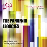 『パヌフニクの遺産〜10人の新進作曲家によるオーケストラ新作集』 ロト&ロンドン響
