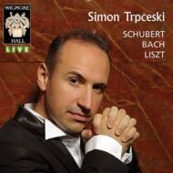 シューベルト:『さすらい人』幻想曲、リスト:ハンガリー狂詩曲第2番、バッハ:前奏曲とフーガ(リスト編)、他 トルプチェスキ