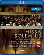 ミサ・ソレムニス アーノンクール&コンセルトヘボウ管弦楽団