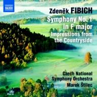 交響曲第1番、組曲『故郷の印象』 スティレック&チェコ・ナショナル交響楽団