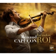 ル・ヴィオロン・ロワ〜ルノー・カプソン・ベスト(3CD)