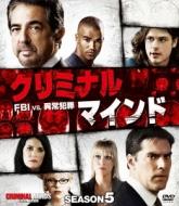 クリミナル・マインド/FBI vs.異常犯罪 シーズン5 コンパクトBOX