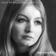 Live At Royal Festival Hall 1972