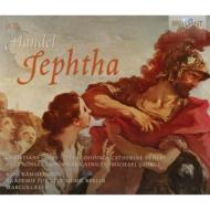 オラトリオ『イェフタ』 クリード&ベルリン古楽アカデミー、RIAS室内合唱団、エインズリー、他(3CD)