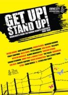 Amnesty International Presents Get Up! Stand Up! (2DVD+3CD)