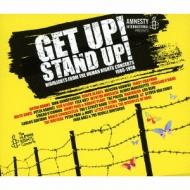 Amnesty International Presents Get Up! Stand Up! (3CD)