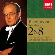 Symphonies Nos.2, 8 : Sawallisch / Concertgebouw Orchestra
