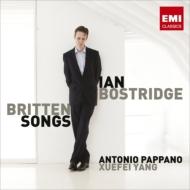 歌曲集〜冬の言葉、ミケランジェロの7つのソネット、ヘルダーリンの6つの断章、他 ボストリッジ、パッパーノ